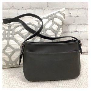 Coach Vintage 90's Gray Chelsea Shoulder Bag Purse